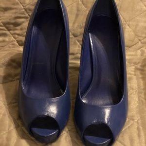 Ladies Size 10 platform stiletto heels